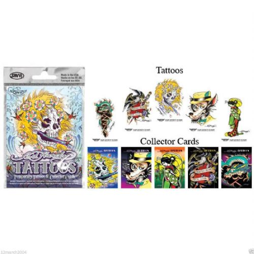 Ed Hardy Collector Packs - Pack B